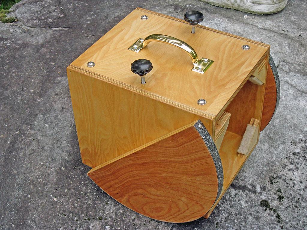 Stellafane Build A Dobsonian Telescope