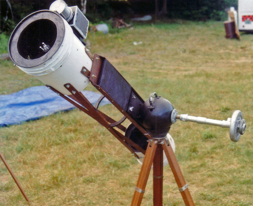 stellafane build a dobsonian telescope