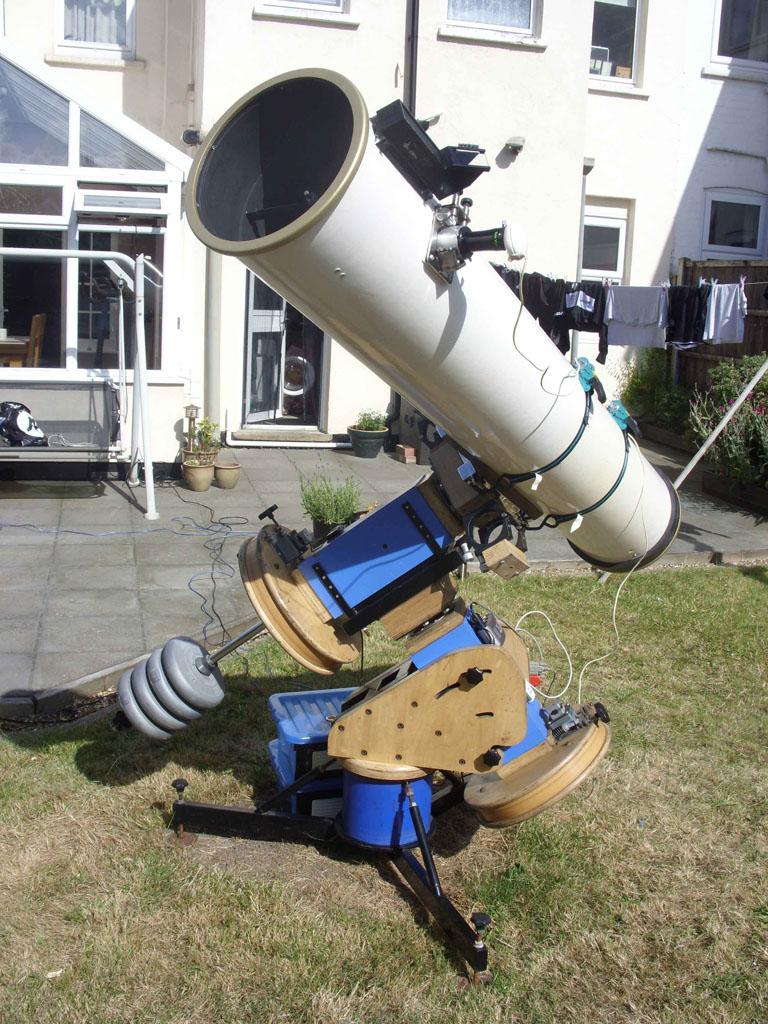 Stellafane Telescope Gallery: Matt Sztanko